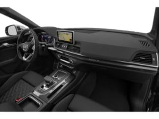 2018 Audi SQ5 Pictures SQ5 3.0 TFSI Prestige photos passenger's dashboard