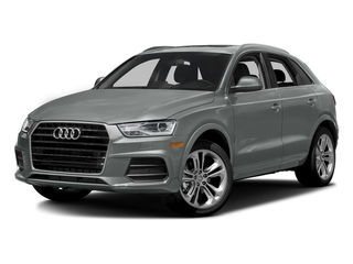2018 Audi Q3 Pictures Q3 2.0 TFSI Sport Premium Plus FWD photos side front view