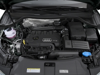 2018 Audi Q3 Pictures Q3 2.0 TFSI Sport Premium Plus FWD photos engine