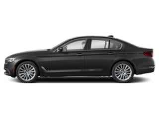 2018 BMW 5 Series Pictures 5 Series Sedan 4D 530xi AWD photos side view