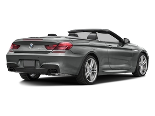 2018 BMW 6 Series Pictures 6 Series 650i xDrive Convertible photos side rear view