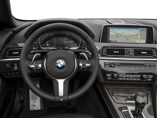 2018 BMW 6 Series Pictures 6 Series 650i xDrive Convertible photos driver's dashboard