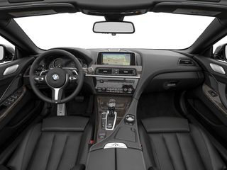 2018 BMW 6 Series Pictures 6 Series 650i xDrive Convertible photos full dashboard