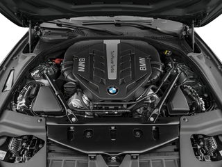 2018 BMW 6 Series Pictures 6 Series 650i xDrive Convertible photos engine