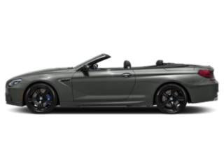 2018 BMW M6 Pictures M6 Convertible photos side view