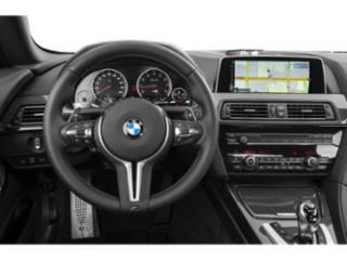 2018 BMW M6 Pictures M6 Convertible photos driver's dashboard