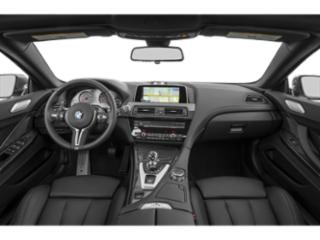 2018 BMW M6 Pictures M6 Convertible photos full dashboard