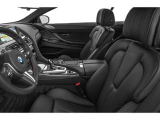 2018 BMW M6 Pictures M6 Convertible photos front seat interior