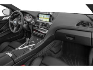 2018 BMW M6 Pictures M6 Convertible photos passenger's dashboard