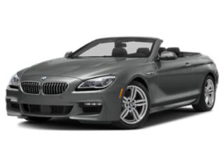 2018 BMW 6 Series Pictures 6 Series 640i Convertible photos side front view