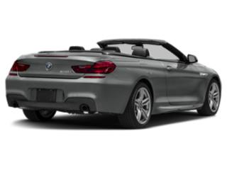 2018 BMW 6 Series Pictures 6 Series 640i Convertible photos side rear view