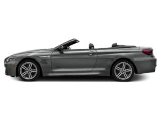 2018 BMW 6 Series Pictures 6 Series 640i Convertible photos side view