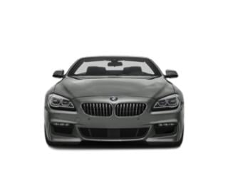 2018 BMW 6 Series Pictures 6 Series 640i Convertible photos front view