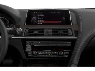 2018 BMW 6 Series Pictures 6 Series 640i Convertible photos stereo system