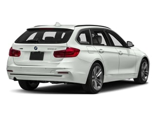 2018 BMW 3 Series Pictures 3 Series 328d xDrive Sports Wagon photos side rear view