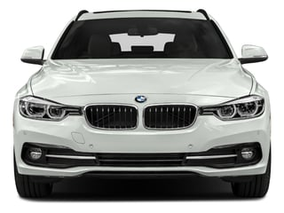 2018 BMW 3 Series Pictures 3 Series 328d xDrive Sports Wagon photos front view