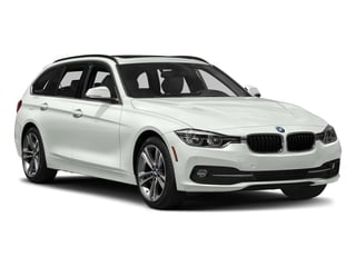2018 BMW 3 Series Pictures 3 Series 328d xDrive Sports Wagon photos side front view