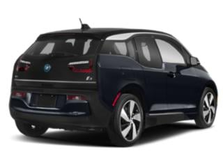 2018 BMW i3 Pictures i3 Hatchback 4D S w/Range Extender photos side rear view