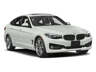 2018 BMW 3 Series Pictures 3 Series 330i xDrive Gran Turismo photos side front view