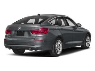 2018 BMW 3 Series Pictures 3 Series 340i xDrive Gran Turismo photos side rear view