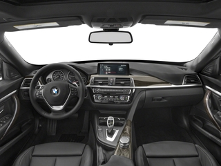 2018 BMW 3 Series Pictures 3 Series 340i xDrive Gran Turismo photos full dashboard