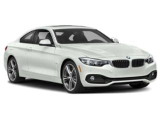 2018 BMW 4 Series Pictures 4 Series Coupe 2D 430i photos side front view