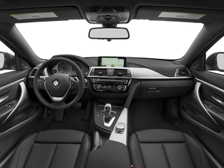 2018 BMW 4 Series Pictures 4 Series Coupe 2D 440i photos full dashboard