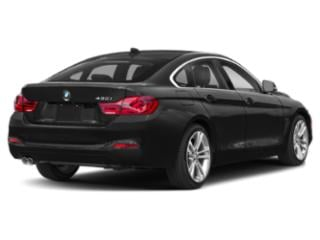2018 BMW 4 Series Pictures 4 Series Sedan 4D 430xi AWD photos side rear view