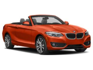 2018 BMW 2 Series Pictures 2 Series Convertible 2D 230xi AWD photos side front view