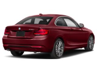 2018 BMW 2 Series Pictures 2 Series Convertible 2D 230xi AWD photos side rear view