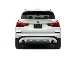 2018 BMW X3 Pictures X3 Utility 4D M40i AWD photos rear view