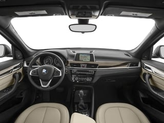 2018 BMW X1 Pictures X1 Utility 4D 28i 2WD photos full dashboard