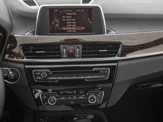 2018 BMW X1 Pictures X1 Utility 4D 28i 2WD photos stereo system