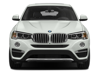2018 BMW X4 Pictures X4 Utility 4D 28i AWD photos front view