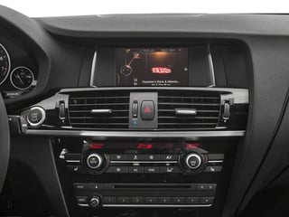 2018 BMW X4 Pictures X4 Utility 4D 28i AWD photos stereo system