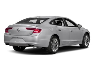 2018 Buick LaCrosse Pictures LaCrosse 4dr Sdn Avenir AWD photos side rear view