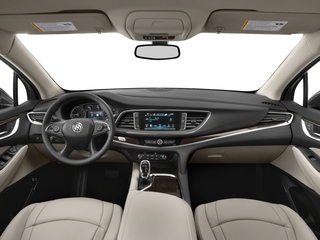 2018 Buick Enclave Pictures Enclave FWD 4dr Avenir photos full dashboard