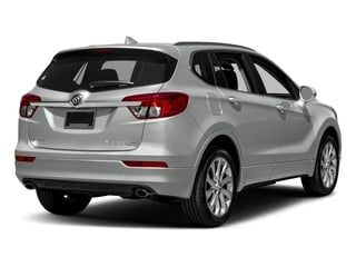 2018 Buick Envision Pictures Envision Utility 4D Premium I AWD photos side rear view