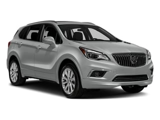 2018 Buick Envision Pictures Envision Utility 4D Premium I AWD photos side front view