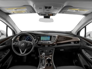 2018 Buick Envision Pictures Envision Utility 4D Premium I AWD photos full dashboard