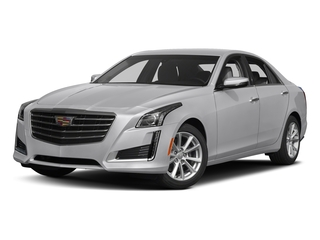 2018 Cadillac CTS Sedan Pictures CTS Sedan 4D Luxury AWD V6 photos side front view