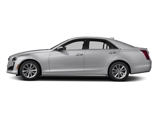 2018 Cadillac CTS Sedan Pictures CTS Sedan 4D Luxury AWD V6 photos side view