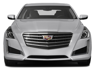 2018 Cadillac CTS Sedan Pictures CTS Sedan 4D Luxury AWD V6 photos front view