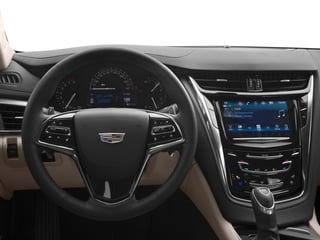 2018 Cadillac CTS Sedan Pictures CTS Sedan 4D Luxury AWD V6 photos driver's dashboard