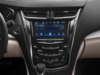 2018 Cadillac CTS Sedan Pictures CTS Sedan 4D Luxury AWD V6 photos stereo system