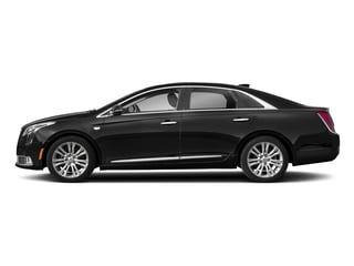 2018 Cadillac XTS Pictures XTS Sedan 4D Luxury V6 photos side view