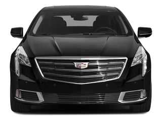 2018 Cadillac XTS Pictures XTS Sedan 4D Luxury V6 photos front view