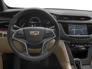2018 Cadillac XT5 Pictures XT5 Utility 4D Luxury AWD V6 photos driver's dashboard
