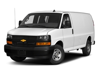 2018 Chevrolet Express Cargo Van  Deals, Incentives and Rebates