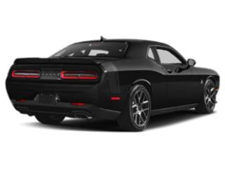 2018 Dodge Challenger Pictures Challenger Coupe 2D SRT 392 V8 photos side rear view